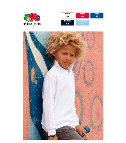 Polo Bambino F63201